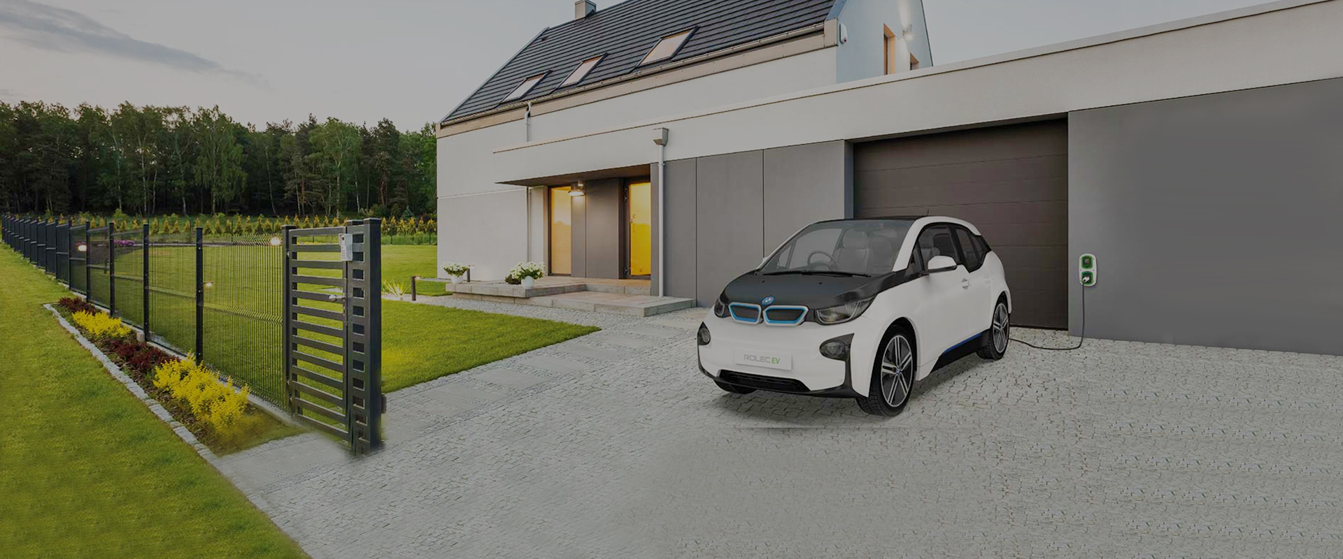 Want a Fully Installed Home EV Charging Point?